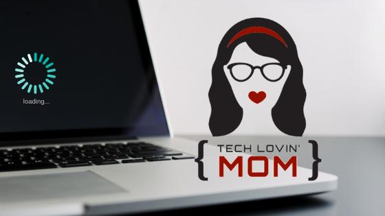 Tech Lovin' Mom