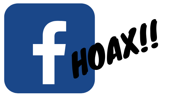 Facebook Hoax!!