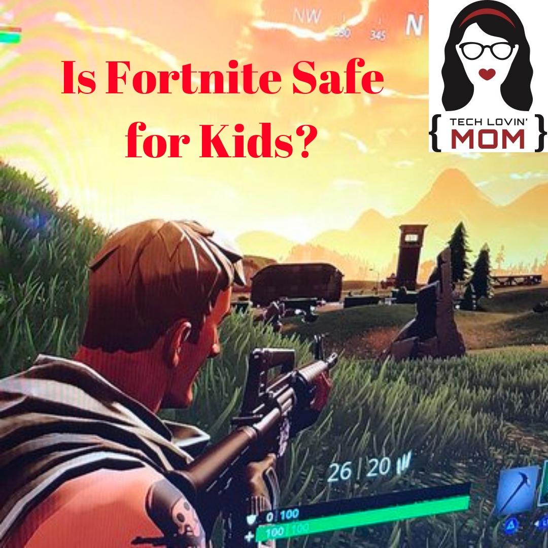 Is Fortnite Safe for Kids?