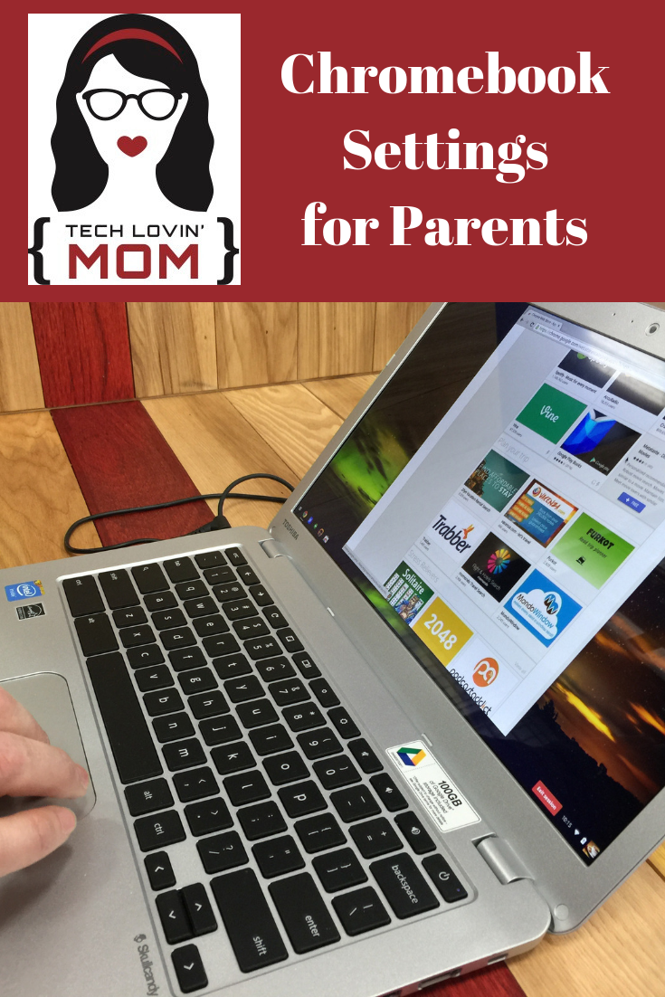 Chromebook Settings for Parents - Google has given parents a few tools for keeping their children safe while using Chromebooks.