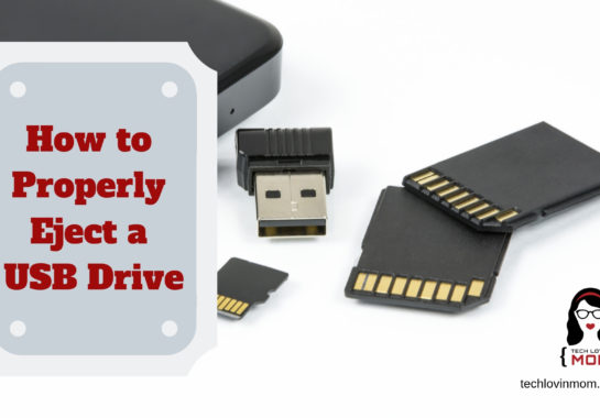How (and Why) to Properly Eject a USB Drive