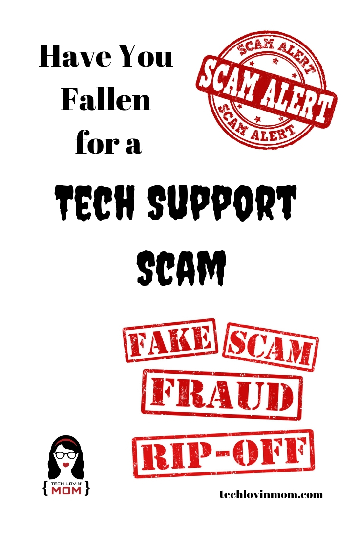 Have You Fallen for a Tech Support Scam?  How many times have you been surfing the web when out of nowhere, you get a strange popup telling you that your computer is infected?