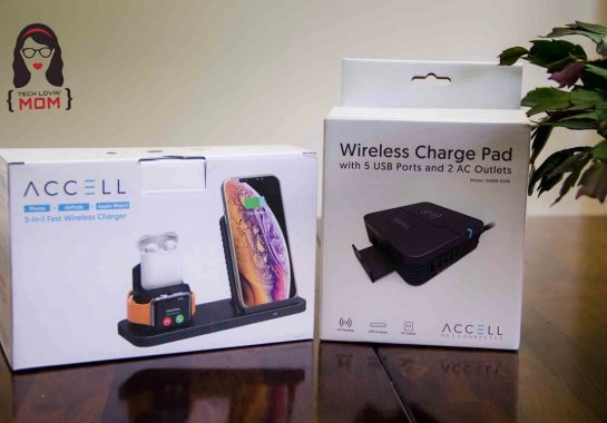 Accell Wireless Charging Products