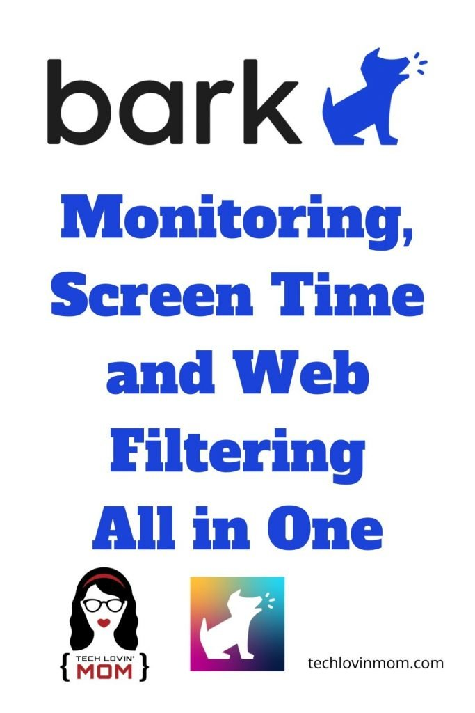 Bark - Monitoring, Screen Time and Web Filtering All in One