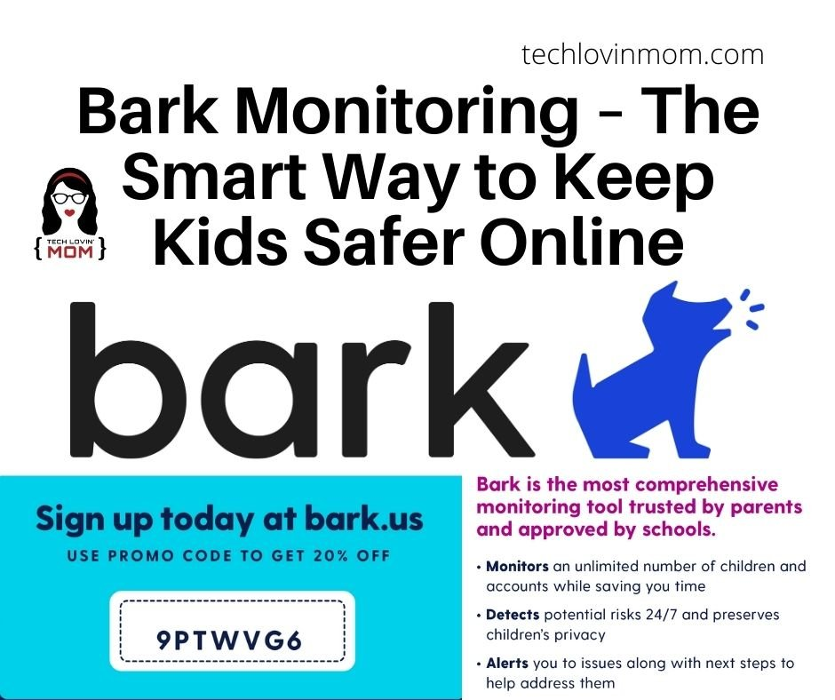 Bark Monitoring - The Smart Way to Keep Kids Safer Online