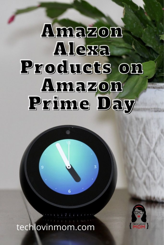 Amazon Alexa Products on Amazon Prime Day